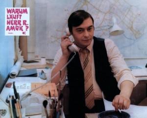 01. Pourquoi Monsieur R. est-il atteint de folie meurtrière - Warum läuft Herr R. Amok - Rainer Werner Fassbinder - 1970