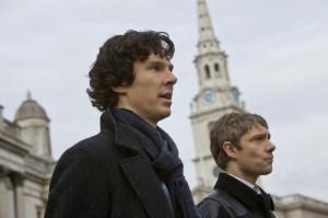 36. Sherlock - Saison 1