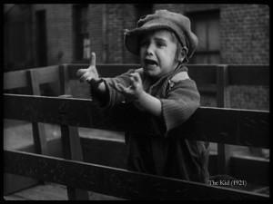 18. The Kid - Charles Chaplin - 1921
