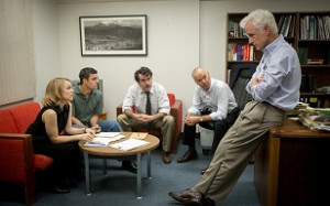 32. Spotlight - Tom McCarthy - 2016