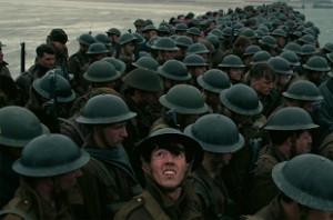24. Dunkerque - Dunkirk - Christopher Nolan - 2017