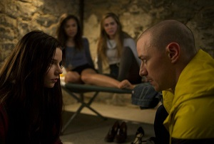 11. Split - M. Night Shyamalan - 2017