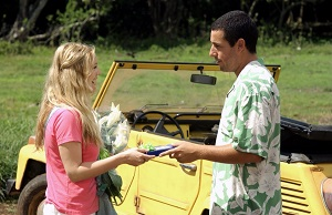 15. Amour et amnésie - 50 First Dates - Peter Segal - 2004