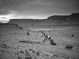01. Le convoi des braves - Wagon Master - John Ford - 1950