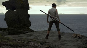17. Star Wars, épisode VIII, Les Derniers Jedi - The Last Jedi - Rian Johnson - 2017