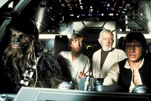 03. Star Wars, épisode IV, Un nouvel espoir - A New Hope - George Lucas - 1977