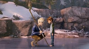 36. Les cinq légendes - Rise of the guardians - Peter Ramsey - 2013