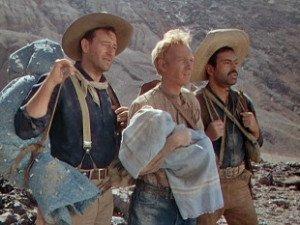 06. Le fils du désert - 3 Godfathers - John Ford - 1950