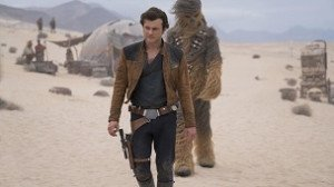 29. Solo, A Star Wars Story - Ron Howard - 2018