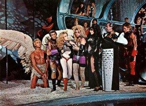 08. Barbarella - Roger Vadim - 1968