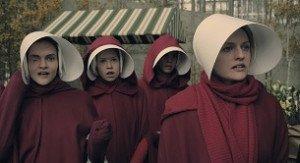 11. The Handmaid's Tale - Saison 1 - Hulu - 2017