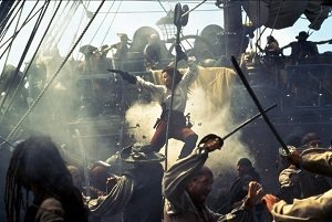 16. L'île aux pirates - Cutthroat Island - Renny Harlin - 1996
