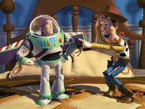 20. Toy story - John Lasseter - 1996