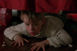 34. Maman, j'ai raté l'avion - Home alone - Chris Colombus - 1990