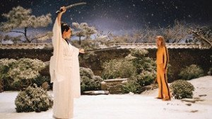 32. Kill Bill, volume 1 - Quentin Tarantino - 2003