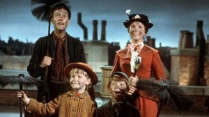 42. Mary Poppins - Robert Stevenson - 1965