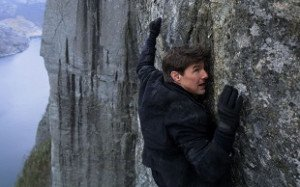 43. Mission impossible, Fallout - Christopher McQuarrie - 2018