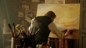 26. Mr. Turner - Mike Leigh - 2014
