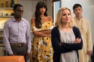 02. The good place - Saison 1 - NBC - 2016