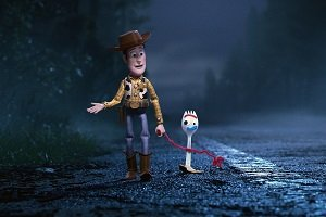 01. Toy story 4 - Josh Cooley - 2019