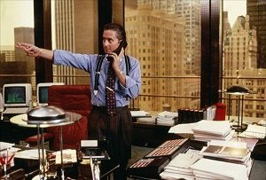 22. Wall Street - Oliver Stone - 1988