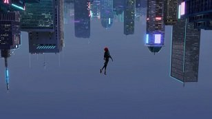 02. Spider-Man, New generation - Spider-Man, Into the Spider-Verse - Bob Persichetti, Rodney Rothman & Peter Ramsey - 2018