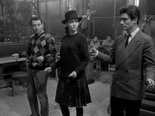 06. Bande à part - Jean-Luc Godard - 1964