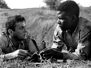 10. La chaîne - The defiant ones - Stanley Kramer - 1959