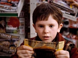 40. Charlie et la chocolaterie - Charlie and the chocolate factory - Tim Burton - 2005