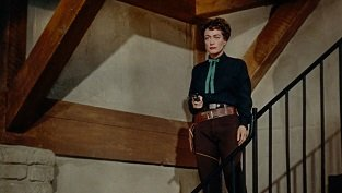 17. Johnny Guitar - Nicholas Ray - 1954
