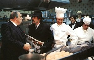 14. La grande cuisine - Who Is Killing the Great Chefs of Europe - Ted Kotcheff - 1978