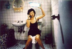 20. The hole - Dòng - Tsai Ming-liang - 1999