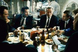 24. Reservoir dogs - Quentin Tarantino - 1992