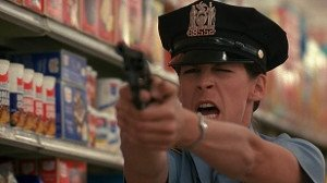 15. Blue steel - Kathryn Bigelow - 1990