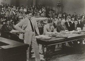 16. La ville gronde - They won't forget - Mervyn LeRoy - 1937