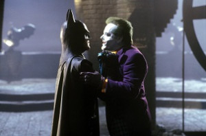 01. Batman - Tim Burton - 1989