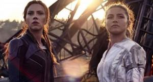24. Black Widow - Cate Shortland - 2021